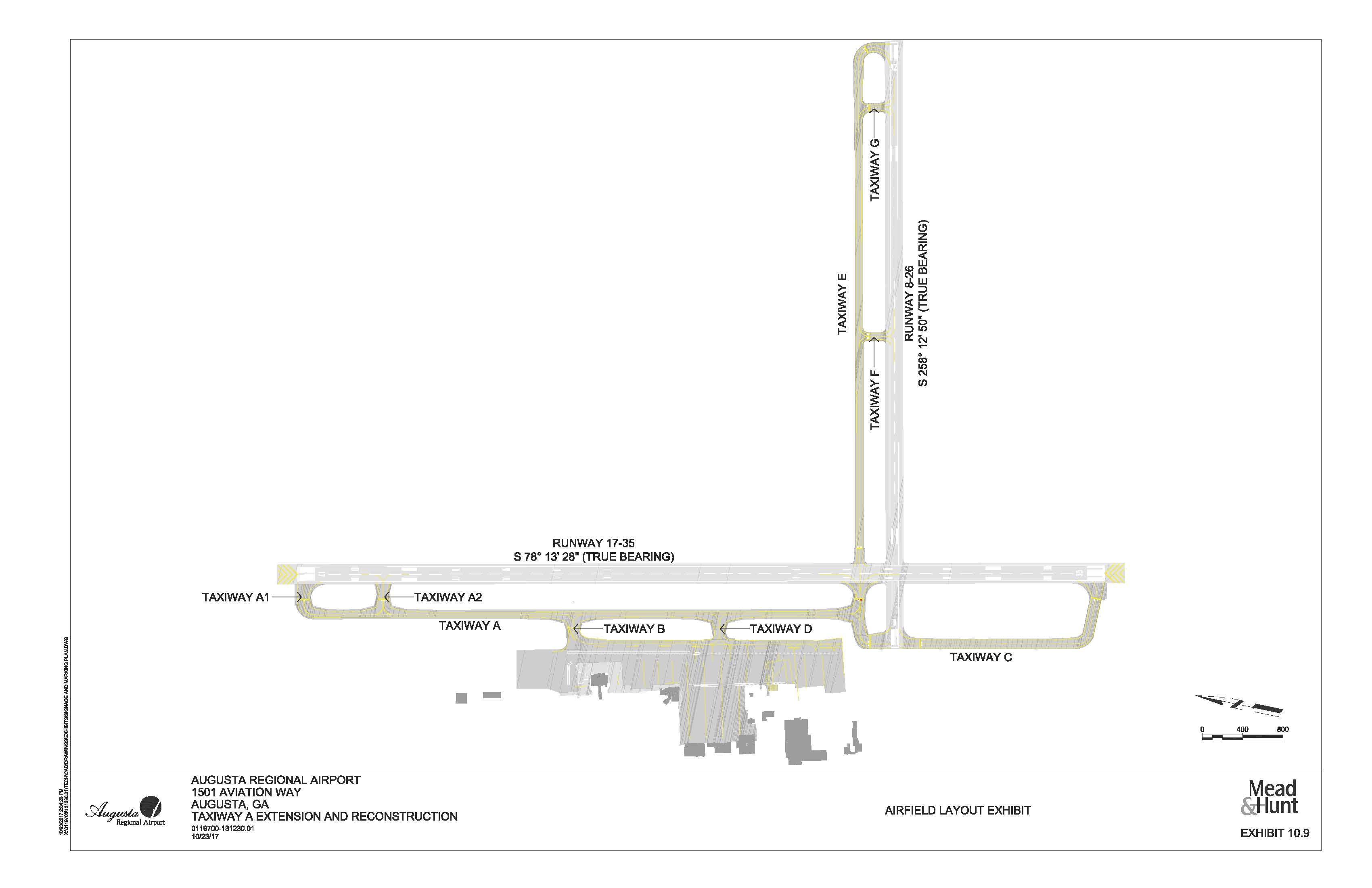 New Taxiway Configuration for 2018 O | Taxiway Configuration