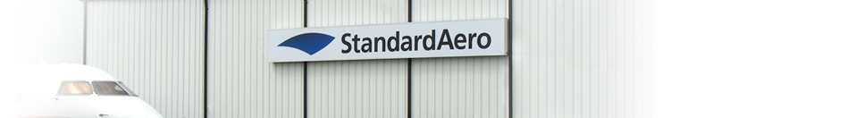 Banner - Standard Aero | Hangar and Office Space