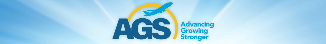 AGS banner | Advancing Growing Stronger