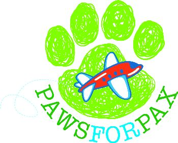 Paw for Pax logo lg | Paws for Pax